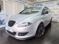 2008 SEAT ALTEA XL 1.6 REFERENCE 5d 102 BHP £3295.00
