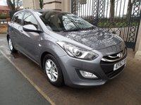 2012 HYUNDAI I30 1.6 ACTIVE BLUE DRIVE CRDI 5d 109 BHP £7695.00