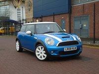 2008 MINI HATCH COOPER 1.6 COOPER S 3d 172 BHP £4950.00