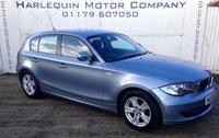 2009 BMW 1 SERIES 2.0 116D SE 5d 114 BHP £5499.00