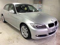 2010 BMW 3 SERIES 2.0 320D SE 4d AUTO 181 BHP £10000.00