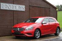 2013 MERCEDES-BENZ A CLASS 1.8 A200 CDI BLUEEFFICIENCY SPORT 5d AUTO 136 BHP £14990.00