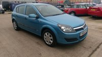 2005 VAUXHALL ASTRA 1.6 LIFE 16V TWINPORT 5d 100 BHP £750.00