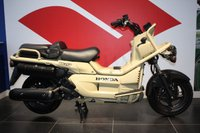 USED 2006 HONDA PS250 RUCKUS MF09, 2006, BEIGE, RARE JDM IMPORTED SCOOTER