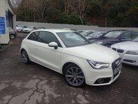 2012 AUDI A1 1.6 TDI SPORT 3d 103 BHP £9695.00