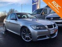 2006 BMW 3 SERIES 3.0 330D M SPORT 4d 228 BHP £6995.00