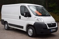 USED 2014 14 CITROEN RELAY 2.2 30 L1H1 HDI 1d 109 BHP