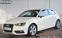 2012 AUDI A3 2.0TDi SPORT 3 DOOR 6-SPEED 148 BHP (LATEST MODEL) £10990.00