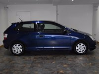 USED 2004 54 HONDA CIVIC 1.4 i S Hatchback 3dr Petrol Manual (150 g/km, 89 bhp)