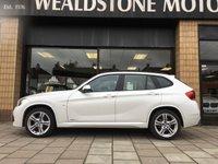 2014 BMW X1 2.0 SDRIVE18D M SPORT 5d AUTO 141 BHP £19995.00