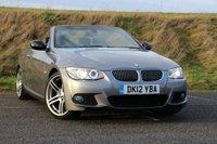 2012 BMW 3 SERIES 320i SPORT PLUS EDITION 2d AUTO  £14950.00