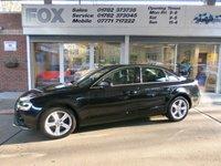 2012 AUDI A4 2.0 TDI SE 4d AUTO 141 BHP £10000.00
