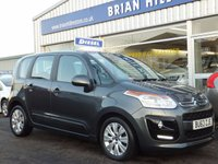 USED 2013 63 CITROEN C3 PICASSO 1.6 HDi  VTR PLUS 5d