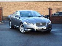 2011 JAGUAR XF 3.0 V6 LUXURY 4dr AUTO 240 BHP £12950.00