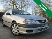 2002 TOYOTA AVENSIS 1.8 GS VVT-I 5d AUTO 127 BHP £895.00