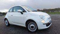 2012 FIAT 500 1.2 LOUNGE 3d 69 BHP £5500.00