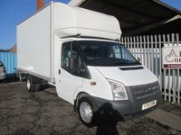 2014 FORD TRANSIT 350 EF 13ft6 LUTON 125PS *500kg TAIL LIFT* £13995.00
