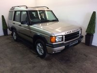 2001 LAND ROVER DISCOVERY 2.5 TD5 GS 7STR 5d 136 BHP £2988.00