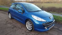 2008 PEUGEOT 207 1.6 SPORT XS 3d 148 BHP £2995.00