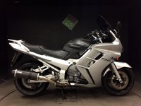 2005 YAMAHA FJR 1300. ABS. 05. 13793 MILES. SERVICED. FUEL EXHAUSTS £2750.00