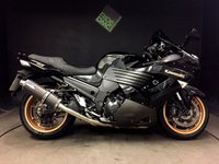2010 KAWASAKI ZZR1400 ABS. 2010. 9841. FSH. ALARM. H GRIPS. EXHAUSTS. 1 OWNER. £5999.00