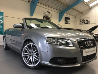 2008 AUDI A4 2.0 T FSI S LINE SPECIAL EDITION 2d 197 BHP £6990.00