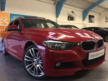2013 BMW 3 SERIES 3.0 330D XDRIVE M SPORT TOURING 5d AUTO 255 BHP £23990.00