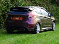 USED 2013 13 FORD FIESTA 1.6 ZETEC S TDCI 3d 94 BHP 2 FORMER KEEPERS + MODIFIED + SHOW CAR