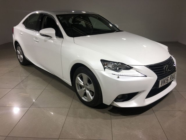 View our 2015 15 LEXUS IS 2.5 250 SE 4d AUTO 204 BHP