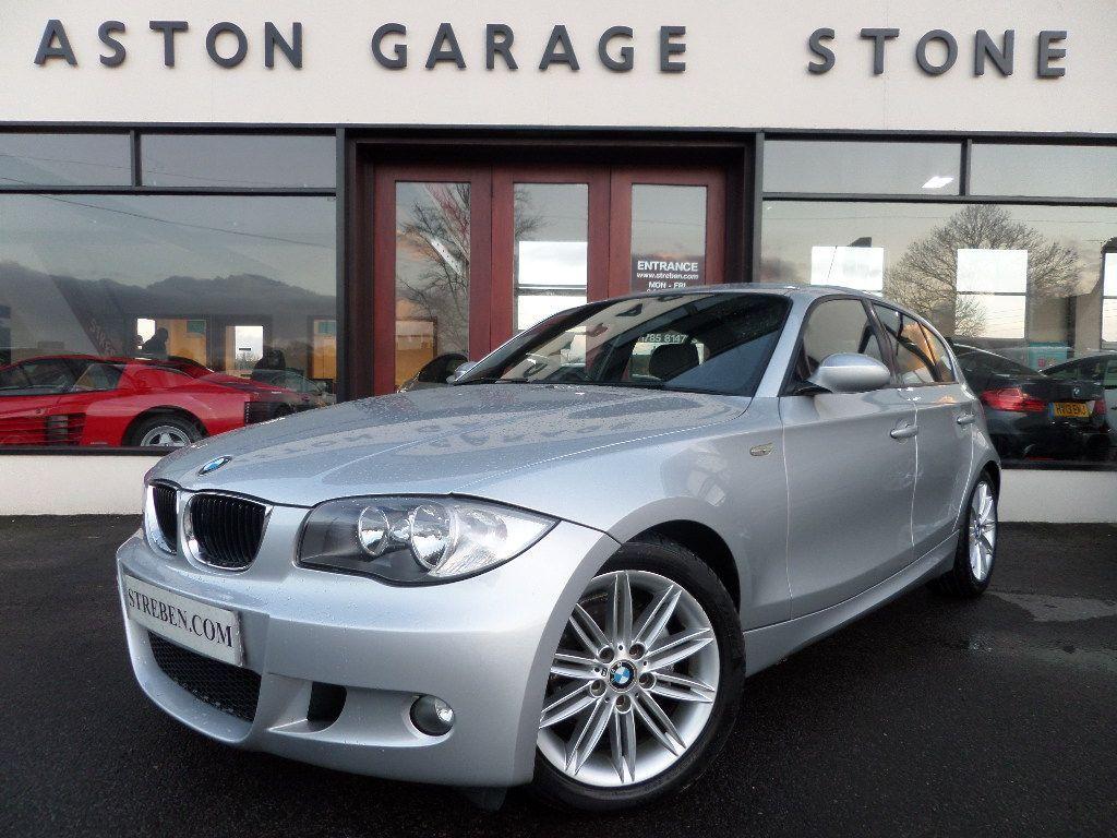 USED 2007 57 BMW 1 SERIES 1.6 116I M SPORT 5d 114 BHP **1 ...