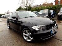 2009 BMW 1 SERIES 2.0 116I SPORT 5d 121 BHP £6495.00