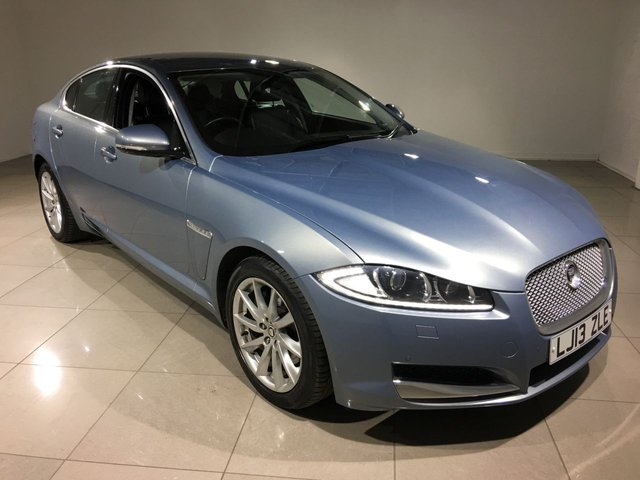 View our 2013 13 JAGUAR XF 2.2 D PREMIUM LUXURY 4d AUTO 200 BHP