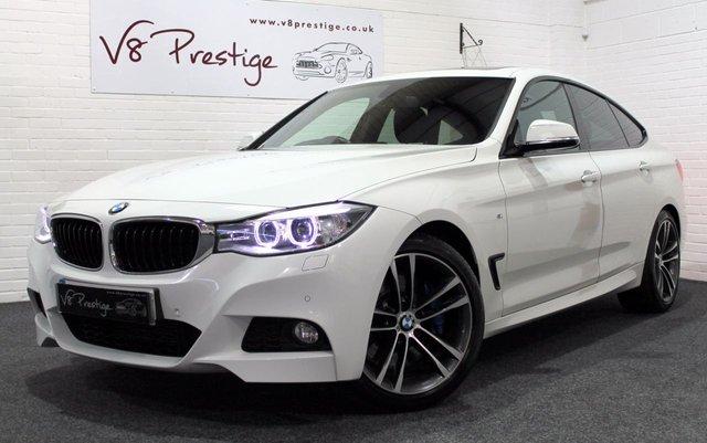 2014 63 BMW 3 SERIES 2.0 328I M SPORT GRAN TURISMO 5d AUTO 242 BHP