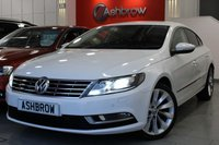 2012 VOLKSWAGEN CC 2.0 TDI GT BLUEMOTION TECH 4d 140 S/S £10943.00