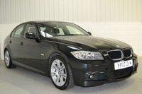 2010 BMW 3 SERIES 2.0 320D M SPORT 4d 181 BHP £9390.00