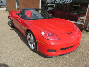 View our CHEVROLET CORVETTE