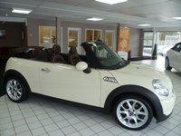 2009 MINI CONVERTIBLE 1.6 COOPER S 2d 175 BHP £6850.00