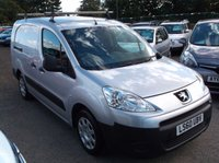 USED 2011 60 PEUGEOT PARTNER 1.6 HDI SE L2 750 1d 89 BHP GREAT VAN, READY FOR WORK, DRIVES SUPERBLY, NO VAT !!