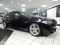 2012 BMW 5 SERIES 520D M SPORT AUTO £15975.00