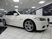 2013 BMW 5 SERIES 520D M SPORT AUTO £18749.00