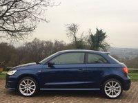 2015 AUDI A1 1.6 TDI S LINE 3d 114 BHP £14799.00