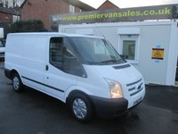 2012 FORD TRANSIT 2.2 280 TREND, 125 BHP, CRUISE, ELECTRIC PACK, B/TOOTH, FULL SERVICE HISTORY, SPARE KEY £4995.00