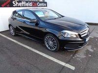 2014 MERCEDES-BENZ A CLASS 2.1 A200 CDI AMG SPORT 5d 136 BHP £15475.00
