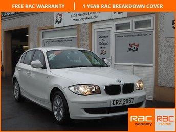 2011 BMW 1 SERIES 1.6 116I ES 5d 121 BHP £6850.00