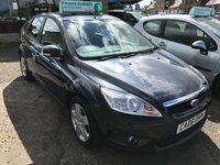 2008 FORD FOCUS 1.6 STYLE 5d 100 BHP £2495.00