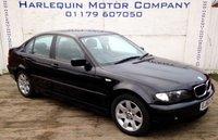 2002 BMW 3 SERIES 1.8 316I SE 4d AUTO 114 BHP £999.00
