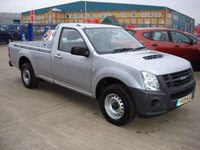 2009 ISUZU RODEO 2.5 TD RODEO 1d 135 BHP NO VAT TO PAY MOT SERVICE WARRANTY www.we-sell-any-car.com £7850.00