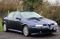 2002 ALFA ROMEO 156 1.7 T.SPARK 16V VELOCE 4d 139 BHP £990.00