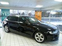 2012 AUDI A4 2.0 AVANT TDI SE 5d 134 BHP £11995.00