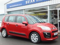 USED 2014 64 CITROEN C3 PICASSO 1.6 HDi  VTR PLUS  5dr